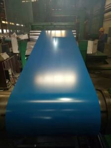 PPGL Prepainted Galvalume Steel Coil with Ral Colors pictures & photos