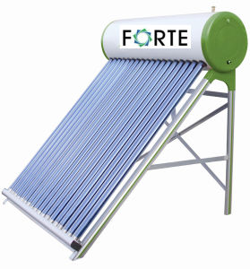 Non-Pressurized Stainless Steel Solar Water Heater pictures & photos