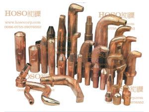 Chromium Zirconium Copper Electrode (CuCrZr) (elkonite)