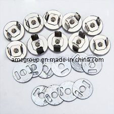 High Quality Clothing Magnetic Button pictures & photos