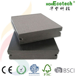 WPC Outdoor Flooring / Wood Plastic Composite Decking pictures & photos