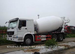 Rhd Concrete Mixer Truck 6*4 Sinotruk HOWO Mixer Truck pictures & photos