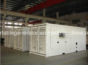 Silent Diesel Generator Powered by Cummins Engine (250kVA-1500kVA) pictures & photos