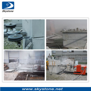 Diamond Wires for Concrete Dry Cutting, Dry Wire Sawing pictures & photos