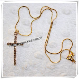 Wholesale Fashion Jewelry, Cross Pendant Necklace, Fashion Necklace 2014 (IO-an073) pictures & photos