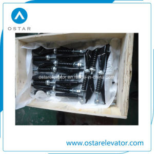 Wedged Elevator Rope Fastener, Rope Attachment, Lift Spare Parts (OS49-01) pictures & photos