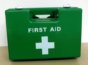 Home Workshop Car Hotal Waterproof First Aid Kit pictures & photos