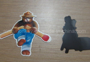 Promotional Paper Printed Magnet, Paper Fridge Magnet pictures & photos