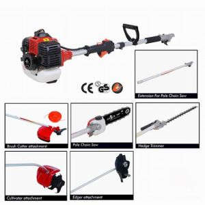 6-in-1 Gasoline Powered Multi Garden Tool pictures & photos
