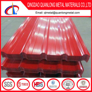 Color Coated Prepainted PPGI Roofing Sheet pictures & photos