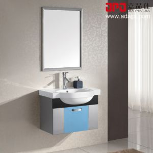 2015 Luxury Modern Home Hotel Cabinet Furniture Bathroom Vanity (J-8683)
