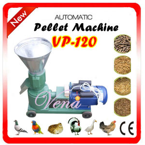 Vena Brand High Output Cheap Wood Pellet Machine Vp-120 pictures & photos