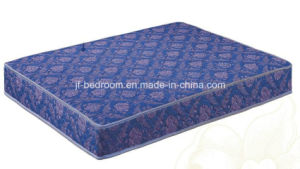 Angola /Lebanon Economic Wholesale/ Ecomomic Polyester /Coil Spring Mattress (WL227)