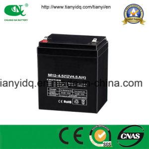 CE Approval 12V4.5ah Sealed Lead Acid Battery UPS Battery