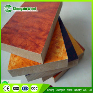 Wholesale MDF 18mm Sheet MDF Direct Manufactures pictures & photos
