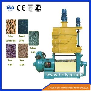 Jatropha Hemp Seed Press Machine 6yl Screw Oil Pressing Machine pictures & photos