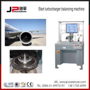 Jp Jianping Turboshaft Aircraft Turbine Dynamic Balancing Machine pictures & photos