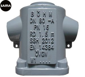 OEM Aluminum Gravity Sand Casting for Valve Body & Parts pictures & photos