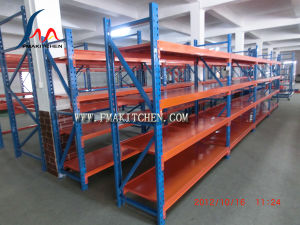 Storage Rack, 4 Layers, Bearing 800kg / Layer, Suitable for Supermarket and Warehouse pictures & photos