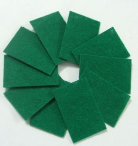 General Purpose Scrubber/Scouring Pad (YYSP-002) pictures & photos