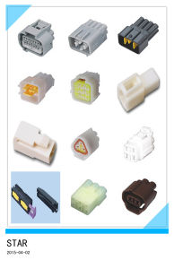 Manufacture Customize Auto 8pin Cable Connector pictures & photos