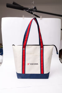 Natural / White / Colored 100% Thick Cotton Canvas Bag pictures & photos