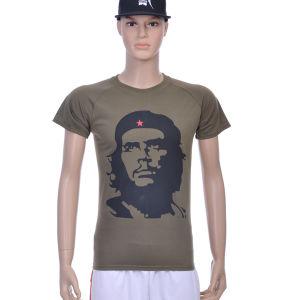 Cheap Wholesale Cotton Custom Plain Screen Printing T-Shirt pictures & photos