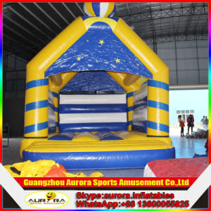 Inflatable Bounce House Game for Kids High Quality Safe Inflatable Bounce