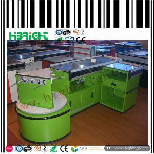 Super Market Cash Register Checkout Counter pictures & photos