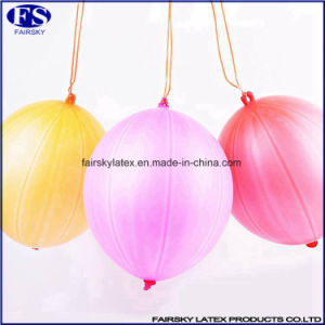 100% Natural Latex Punch Balloon pictures & photos