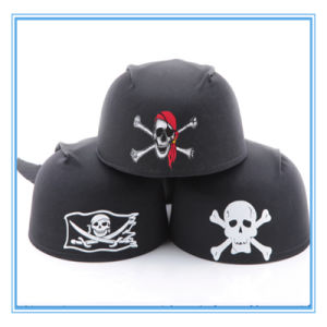 Halloween Party Supplies - Round Pirate Captain Hat pictures & photos