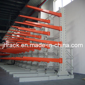 Manufacturing Industry Warehosue Storage One-Sided Cantilever Rack (JH-CR)