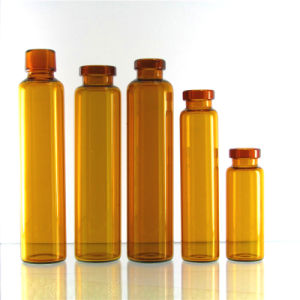 Amber Glass Vial for Oral Solution pictures & photos