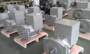 Stamford Brushless Excitation Synchronous AC Alternator Double Bearing Generator pictures & photos