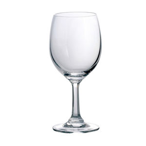 320ml Lead-Free Crystal Wine Glass pictures & photos