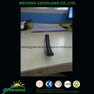 PVC Edge Banding with Embossed Finish pictures & photos