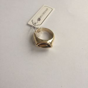 Fashion Jewelry Metal Gold Ring with Gemstone Fashion Jewellery pictures & photos