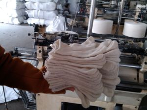 Cotton White Gloves Cotton Knitted Hand Gloves pictures & photos