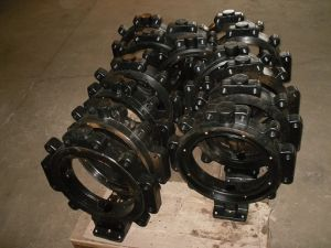 High Performance Double Offset Butterfly Valves pictures & photos
