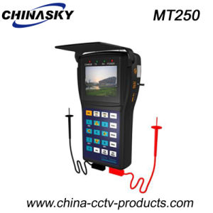 3.0 Inch CCTV Security Tester with Multi-Meter Function (MT250) pictures & photos