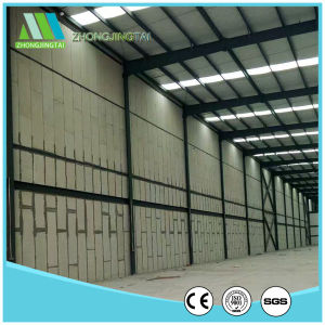 Expanded Polystyrene Free Standing Partition Walls Panel pictures & photos