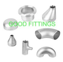 Seamless Steel Pipe Fittings Stainless Butt Welded