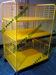 Europe Best-Selling Cargo Storage Roll Container pictures & photos