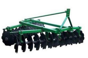 Working Width 1.3m Light-Duty Disc Harrow 1bqx-1.3 pictures & photos