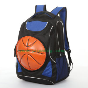 Multifunctional Sport Football Backpack Bag (YSBP00-0144) pictures & photos