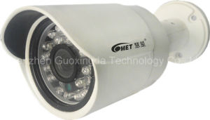 Onvif 1.3MP 30m Night Vision Outdoor IP Camera with Poe pictures & photos