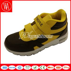 Fancy Children Casual Sports Shoes with Magic Tape pictures & photos