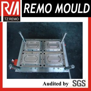 Plastic Container Mould with Pet Material pictures & photos