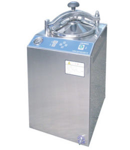 Med-S-Ls-28HD Vertical Pressure Steam Sterilizer pictures & photos