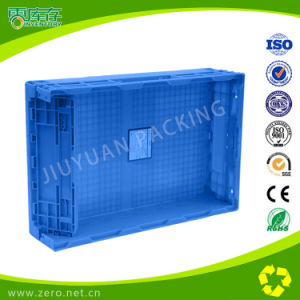 Moving Mesh Plastic Folding Collapsible Box for Food Container pictures & photos
